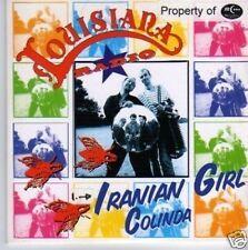 (481N) Louisiana Radio, Iranian Girl - 1996 CD