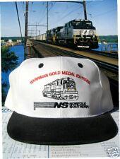 d2f5b97b903 NORFOLK SOUTHERN HARRIMAN GOLD METAL EXPRESS CAP NEW