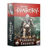 Fomoroid Crusher Warcry Warhammer AOS NIB