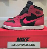 2020 Nike Air Jordan 1 Retro High '85 OG Varsity Red BQ4422 600 Men's Size 12