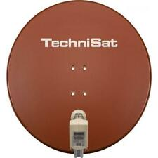 TechniSat SATMAN 850 Plus, Sat-Spiegel 85cm, rot, 40 mm Twin-LNB, 1485/4882