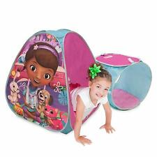 Playhut Disney Doc McStuffins Hide about Playhouse
