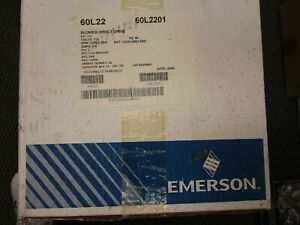 EMERSON 60L22 Blower Direct Drive 1/2 HP 115V