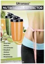 Ultramaxx NutritionalExtractor Flasche - verschließbarer Behälter