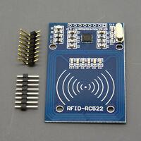 RFID 13.56MHz RC522 Antenna RF Module Proximity Module Board Brand New M