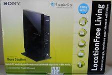 Sony Location Free Wireless Base Station Lf-B10 Ss-259 simple Set Up