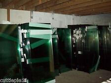 """Frameless shower door 28"""" X 72"""" 76"""" or 78"""" 3/8 Glass,/ Hardware combo"""
