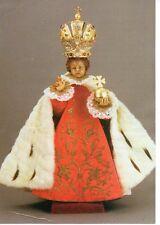 547 Gesù Bambino di Praga   Santino  holycard