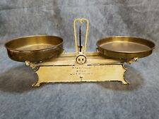 "Antique Balance Scale ""Standard Werk, 5K, Made in Austria"""