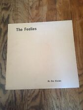 THE FEELIES - NO ONE KNOWS - AMERICAN POST ROCK,INDIE ROCK!!! - US PRESSING!!