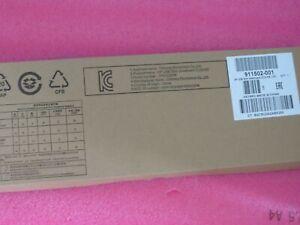New HP 911502-001 USB Slim Smart Card Reader Keyboard (United States)