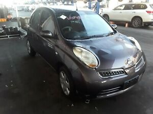 NISSAN MICRA AUTO VEHICLE WRECKING PARTS 2009
