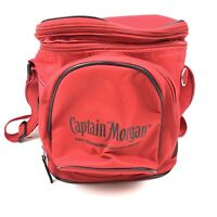 RARE CAPTAIN MORGAN INSULATED COOLER LUNCH BAG