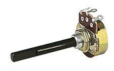 TruOhm RV24AN (D9.5) 47K 47K 24mm log LOGARITMICO potenziometro