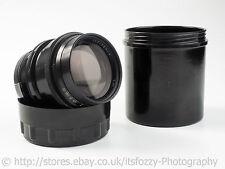 Jupiter Manual Focus f/2 Camera Lenses