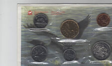 1992 Canada PL Set (6 Coins Cent to $1). MINT UNC.
