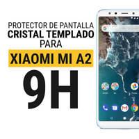 Sentete® Xiaomi Mi A2 Protector de Pantalla Cristal Templado PREMIUM
