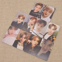 10Pcs/Set KPOP NCT127 MINI Album Photo Card Self Made Paper Cards Fans Gift