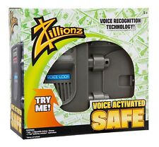 Alex Toys Zillionz Voice Activated Safe Ages 5+ Toy Boys Money Draw Play Saving
