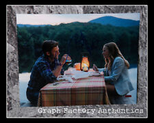 The Longest Ride * BRITT ROBERTSON & SCOTT EASTWOOD * Signed 11x14 Photo AD2 COA