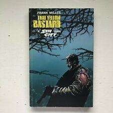 Frank Miller Yellow Bastard Sin City 1997 1st Ed Paperback Vg