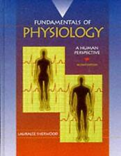 Fundamentals of Physiology: A Human Perspective, Sherwood, Lauralee, Used; Good