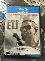 The Book Of Eli (Blu-Ray, 2010) disc and case are like new