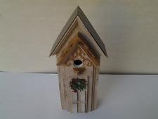 Decorative Seasonal Bird House