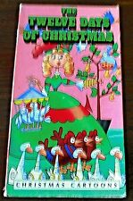 The Twelve Days Of Christmas (VHS 1992) Cartoon