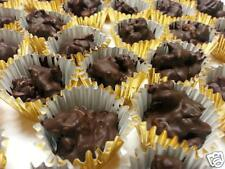 LOW CARB CANDY CHOCOLATE NUT CLUSTERS-DOUBLE THE GOODNESS