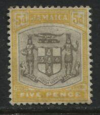 Jamaica 1907 5d mint o.g.