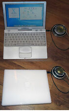 ordinateur portable IBOOK MAC 22.14 OS X 10.2.8 500 MHz G3 microsoft office X