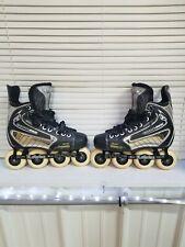 Tour Code Mx Roller Hockey Skates Size 9