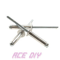 Pop Rivets Aluminium Blind Dome Head 3.0mm,4mm,4.8mm,6mm,6.4mm