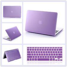 """2in1 Anti-Scratch Rubberized Hard Case Cover Skin for MacBook Air Pro 11"""" 13 15"""""""