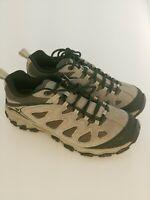 Merrell Pulsate Ventilator Men's Hiking Trail Shoes Sz 8.5 grey black J599965