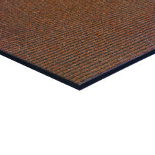 Herco 4' x 6' Indoor Outdoor Ribbed Carpet Entrance Mat