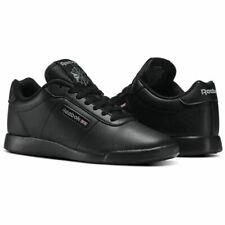 New Reebok Women's Princess Lite Walking Shoes Black, AR1266