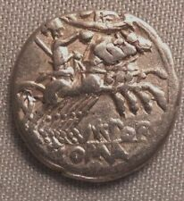 Roman Republican (c.300 - 27 BC) Silver Ancient Coins