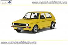 Volkswagen Golf L de 1983 Yellow SOLIDO - SO 1800201 - Echelle 1/18