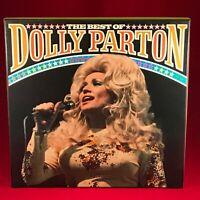 The Best Of Dolly Parton 1984 UK 4 X Vinyl LP Box Set Reader's Digest greatest
