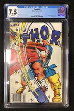 Thor #337 CGC 7.5 1983 1st app Beta Ray Bill