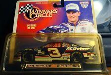Dale Earnhardt Jr #3 AC Delco Monte Carlo NASCAR 1/43 Scale 1998 Winners Circle