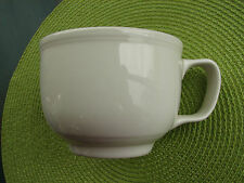 Homer Laughlin China Large White Coffee Mug Soup Cup U.S.A. NNC