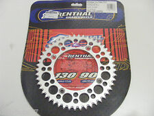 couronne alu RENTHAL 49 dents chaine 428 HONDA CR 80/85  85-07  big-whell 96-07