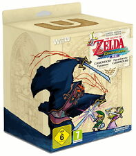 The Legend of Zelda: The Wind Waker HD Limited Edition – BOX AND STATUE, NO GAME