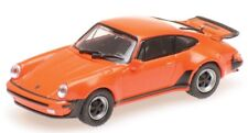 MNC870066104 - Voiture sportive PORSCHE 911 Turbo de 1977 de couleur orange -  -