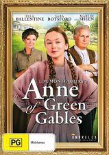 Anne Of Green Gables (DVD, 2016) (Region 4) Aussie Release