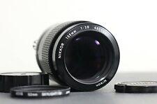 Nikon NIKKOR 135mm f2.8 Ai Manual Focus Lens - Early Model - F3 F2 FM FE FA