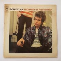 Bob Dylan ‎- Highway 61 Revisited - SBPG 62572 - UK Pressing - Vinyl LP